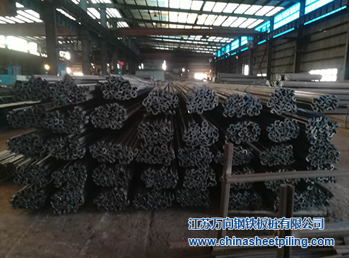 Lock sheet pile for sale